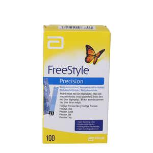 FreeStyle Precision Teststrimler (100 stk)