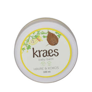 Kraes Baby Balm med Havre & Kokos