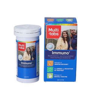 Multi-tabs Immuno tabletter
