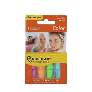 OHROPAX Color Skumørepropper