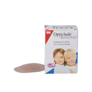 3M Opticlude Skeleplastre (mini)