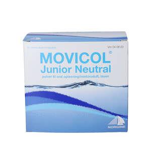 Movicol junior breve til oral opløsning 30 stk