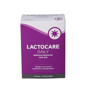 Lactocare DAILY Kapsler (60 STK)