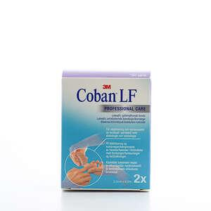 3M Coban LF Elastikbind (2,5 cm)