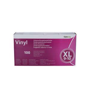 Careway Vinyl Handsker (XL)