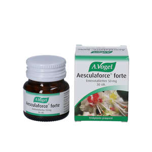 Aesculaforce Forte tabletter