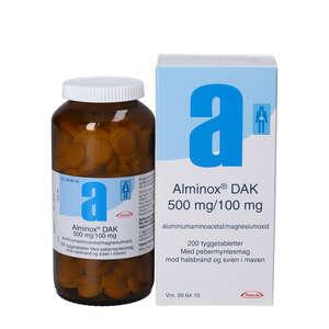 """Alminox """"DAK"""" 200 stk"""
