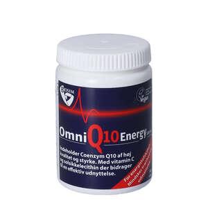 Biosym OmniQ10 Energy kapsler (60 stk)