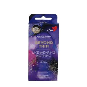 RFSU Beyond Thin Kondomer