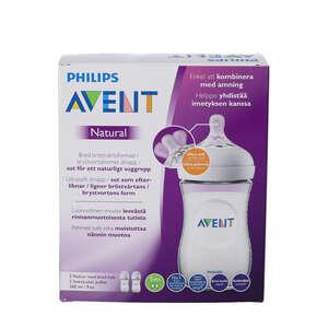 AVENT Natural Sutteflaske (260 ml)