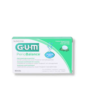 GUM PerioBalance Sugetabletter
