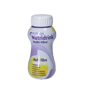 Nutridrink Multi Fibre Vanille