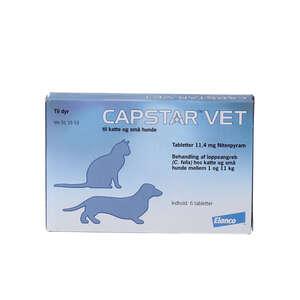 Capstar Vet (til katte og små hunde)