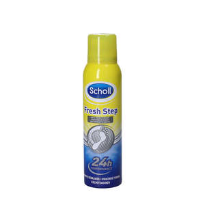 Sholl Fresh Step Antiperspirant Deodorant Spray