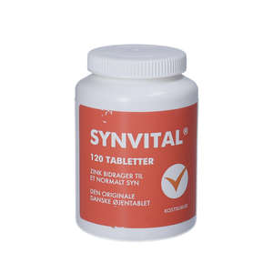 Synvital Tabletter (120 stk.)