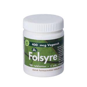 Folsyre tabletter