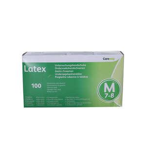 Careway Latex Handsker (M)