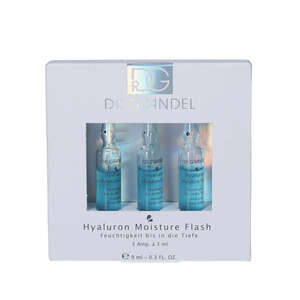 Dr. Grandel Hyaluron Moisture Flash ampuller (3x3 ml)