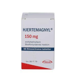 Hjertemagnyl 150 mg