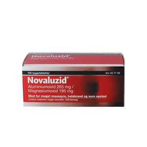 Novaluzid 100 stk