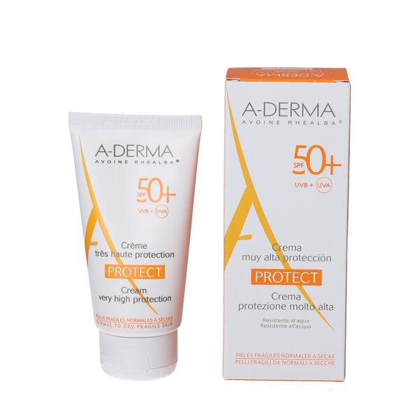A-Derma Protect Cream SPF 50+ Sensitiv
