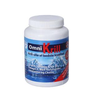Biosym OmniKrill Kapsler (120 stk)