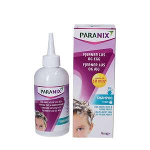 Paranix Shampoo og tættekam
