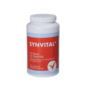 Synvital tabletter (250 stk.)