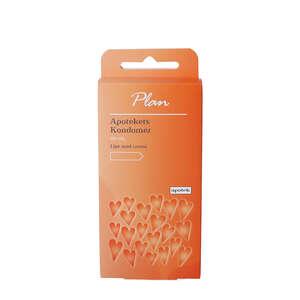 Plan Kondomer (orange)