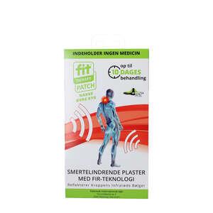 FIT Plaster (øvre ryg og nakke) (2 stk)