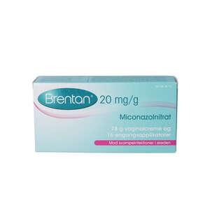 Brentan vaginalcreme 78 g