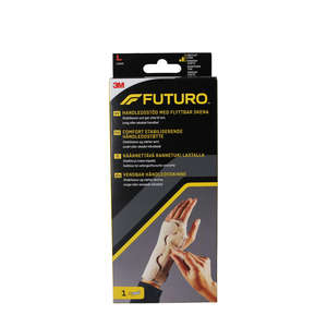 Futuro Core Håndledsbandage m. skinne (L)