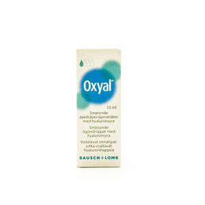Oxyal Refresh Øjendråber