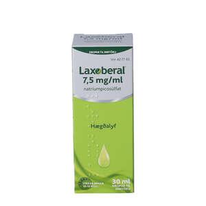 Laxoberal dråber 30 ml