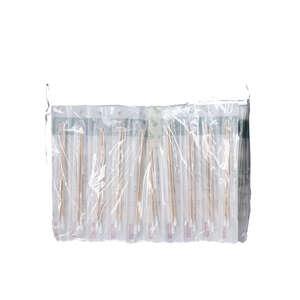 Vatpinde i træ (sterile) (15 cm)