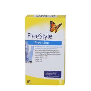 Freestyle Precision Teststrimler (50 stk)