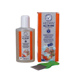 Hedrin ALL IN ONE Shampoo (200 ml)