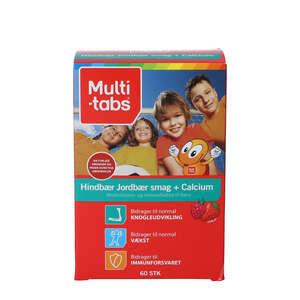 Multi-tabs Calcium tyggetabletter