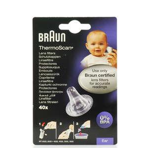 Braun Thermoscan Linsefilter