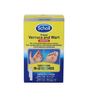 Scholl Freeze vorte- og fodvortefjerner